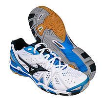 Кроссовки волейбольные MIZUNO WAVE TORNADO 9 V1GA1412-10 AW-15, фото 2