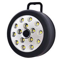 Лампа кемпинговая Yajia TX-015 15SMD магнит