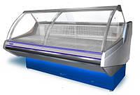 Универсальная витрина Джорджия 1.4 ПВХСн Технохолод (холодильная)