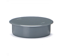 Заглушка ПВХ внутренней канализации Armakan 110 мм