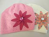 Красивые шапки для девочек., фото 5