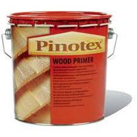 PINOTEX WOOD PRIMER Глубоко впитывающаяся быстросохнущая деревозащитная грунтовка 10л