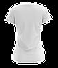 Стильная футболка женская Джек и Салли (Jack & Sally), фото 3