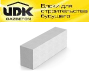 Газоблок UDK 600x200x150