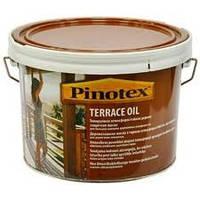 PINOTEX TERRACE OIL Тонируемое атмосферостойкое деревозащитное масло 4,5л