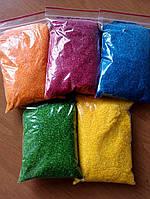 Цветная кокосовая стружка (50г), фото 1