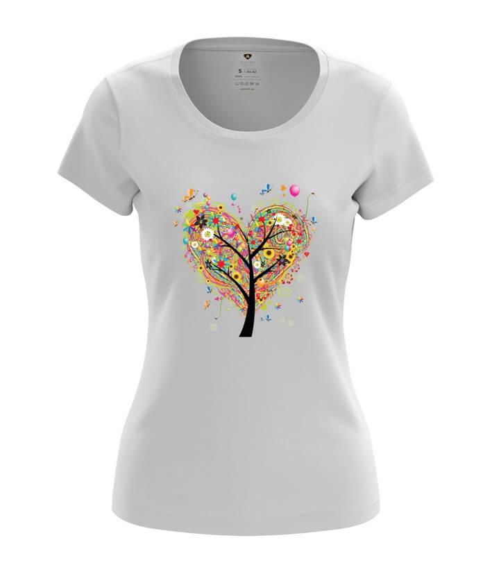 Футболка женская Life Tree