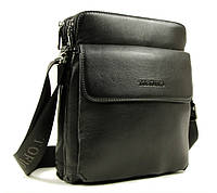 Великолепная кожаная мужская сумка из натуральной кожи высочайшего качества