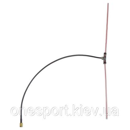 Антенна 433MHz диполь для приемника LRS Dragon Link Micro RX с удлинителем 30см (код 191-263076)
