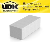 Газоблок UDK 600x200x250