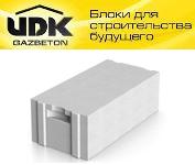 Газоблок UDK 600x200x300