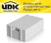 Газоблок UDK 600x200x375, фото 1
