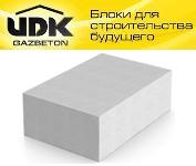Газоблок UDK 600x200x400, фото 1