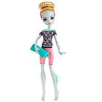 Кукла  Лагуна Блю Фантастический фитнес Fangtastic Fitness Lagoona Blue