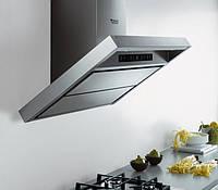 Установка, подключение кухонной вытяжки