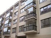 Утепление балконов ППУ