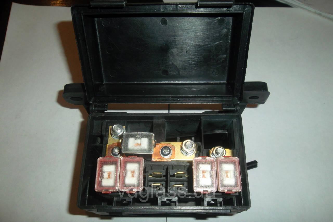 крышка от коробки предохранителей на копейку схема