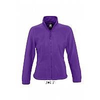 Куртка из флиса женская SOL'S NORTH WOMEN цвета в ассортименте