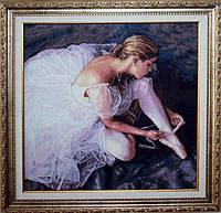 Балерина  Набор для вышивки крестом 14СТ