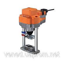 EVC24A-SZ Электропривод с аналоговым управлением для седельных клапанов DN 65-150