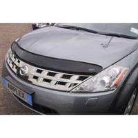 Дефлектор капота ( мухобойка )  Nissan Murano 20012-2008