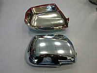 Хромированные накладки на зеркала Daihatsu Terios 1998-