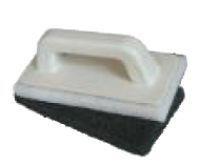 """Черный войлок для уборки цементных затирок (Набор """"Finish) Raimondi."""