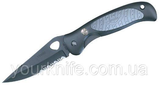 Нож складной Junglee Venom Razor Serr