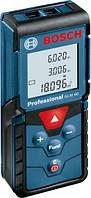 Лазерный дальномер рулетка Bosch GLM 40 Professional (0601072900)