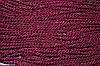 Канат декоративный 3мм (т) (50м) бордовый