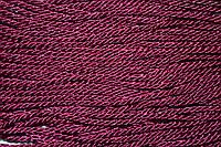 Канат декоративный 3мм (т) (50м) бордовый, фото 1