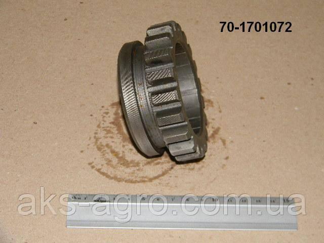 Шестерня МТЗ-80 70-1701072