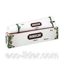 Крем против шрамов и растяжек Минискар Чарак (Miniscar Cream) 30 г. Charak