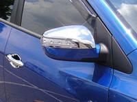 Хромированные накладки на зеркала Hyundai IX35 2009-