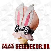 """Шляпа цилиндр """"Кролик из Алисы в стране Чудес"""""""