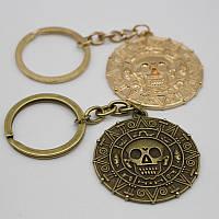 Брелок монета Ацтеков