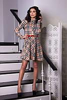 Платье повседневное Барбери 42-48