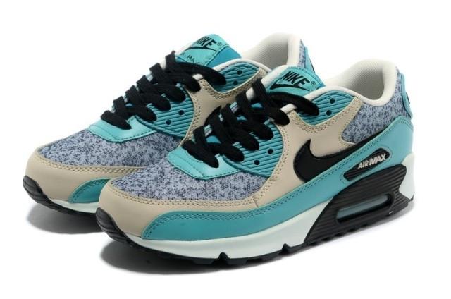Кросівки жіночі Nike Air Max 90 / 90AMW-175 (Репліка)