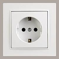 654e95d4da26 Розетки керамические белые в категории розетки электрические в ...