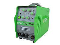 Инверторный аппарат для аргонодуговой сварки HYL TIG-200P , фото 1