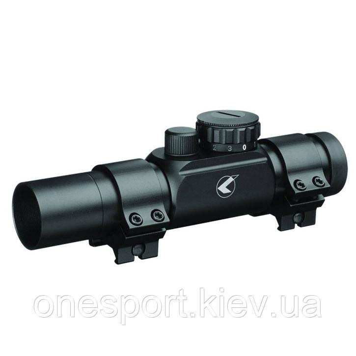 62120RGBLSSP-B Приціл оптичний Red Dot 30MM RGB Long Sign + сертификат на 150 грн в подарок (код 249-301135)