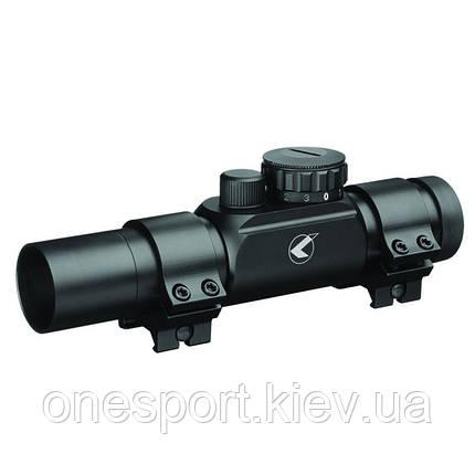 62120RGBLSSP-B Приціл оптичний Red Dot 30MM RGB Long Sign + сертификат на 150 грн в подарок (код 249-301135), фото 2