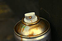 Эмаль суперхром NEW TON  Хром золото Аэрозольная Краска в баллончике 400 мл Хром краска