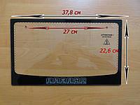 Стекло духовки  Асель, модель ASEL AF - 0023 (37,8 Х 22,6 см) калёное стекло к духовке Асель на 33 литра