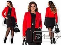 Пальто модель № X3574,размеры 48, 50, 52, 54