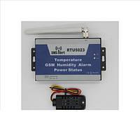 Модуль дистанционного контроля температуры и влажности окружающей среды с датчиком GSM мониторинг RTU5023