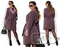 Пальто модель № X3570,размеры 48, 50, 52, 54
