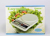 Весы кухонные электронные ACS SF400 до 10 Kg