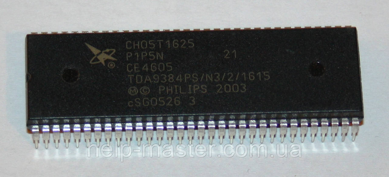 Процессор TDA9384PS/N3/2/1615