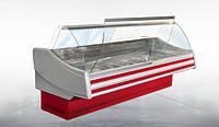 Универсальная витрина Соната 2.5 ПВХСн Технохолод (холодильная)